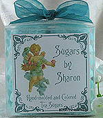 Sugars by Sharon - retail package