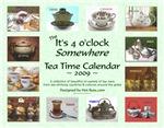2009 Tea Time Calendar