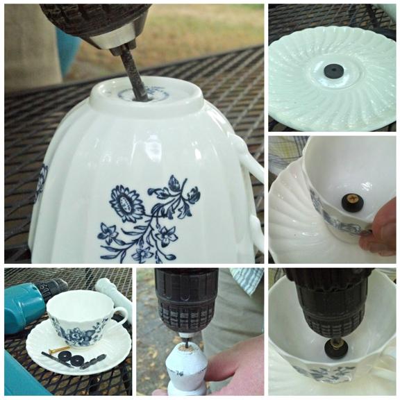 Tea For The Birds Diy Teacup Bird Feeder Teaguide