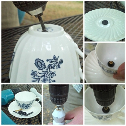 Bird Feeder Collage