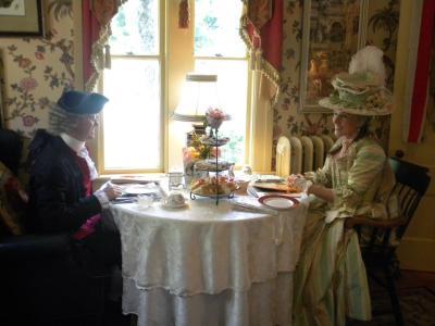 Clipper Merchant Tea House