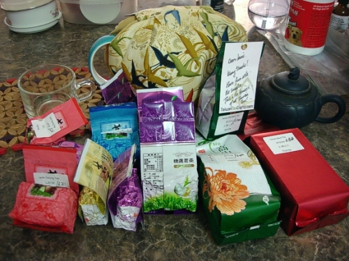 Taiwan Tea Crafts order