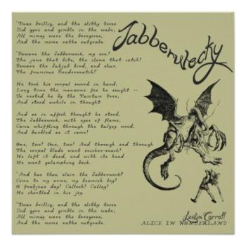 jabberwocky-poem