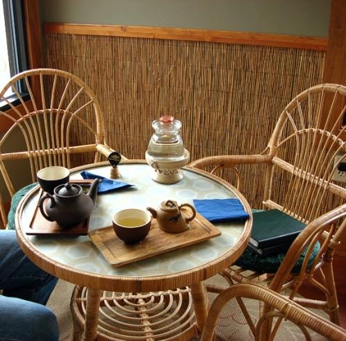 Dobra Tea, Black Mountain, NC